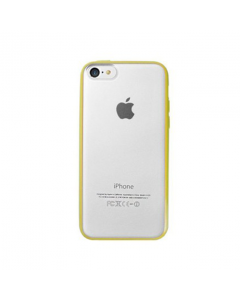 MPA Frosted Back iPhone 5c Case - Olive