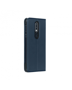 Official Nokia 7.1 Entertainment Flip Cover - Navy Blue