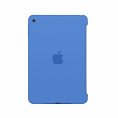 Apple iPad Mini 4 Silicone Case (MM3M2ZM/A) - Royal Blue