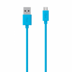 Belkin MixIt Colour Range Micro USB 2m Cable - Blue