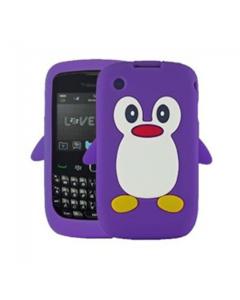 MPA Penguin Silicone Curve 8520 Case - Purple