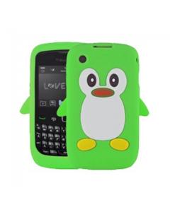 MPA Penguin Silicone Curve 8520 Case - Green