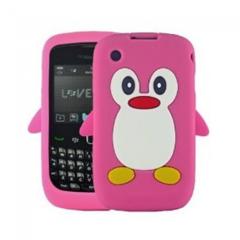 MPA Penguin Silicone Curve 8520 Case - Pink