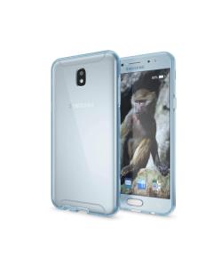 Ryse 360° Shock-Proof Gel Galaxy J3 (2017) Case - Clear Blue
