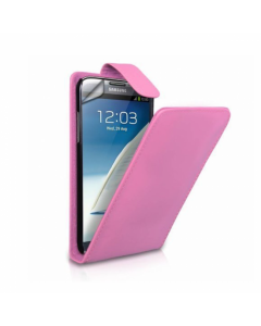 Ryse Flip Galaxy Note 2 Case - Pink