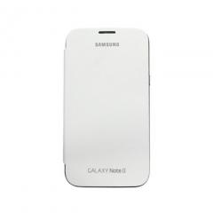 Official Flip Samsung Galaxy Note 2 Cover - White