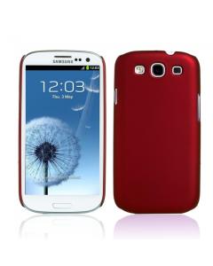 KOLAY Metallic Galaxy S3 Case - Red