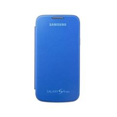 Official Samsung Galaxy S4 Mini Flip Cover - Blue