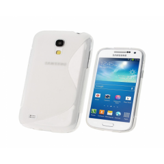 MPA Samsung Galaxy S4 Mini S-Line Gel Case - Clear