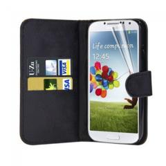 Ryse Wallet Galaxy S4 Case - Black