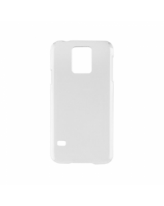 XQISIT iPlate Glossy Galaxy S5 Mini Case - Clear