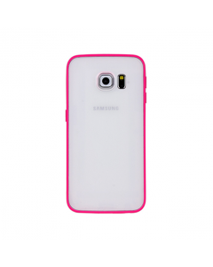 Ryse Frosted Back Galaxy S6 Edge Plus Case - Hot Pink