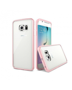 Ryse Frosted Back Galaxy S6 Edge Plus Case - Light Pink