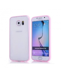 MPA Frosted Back Galaxy S6 Case - Light Pink
