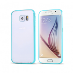 Ryse Frosted Back Galaxy S6 Case - Turquoise