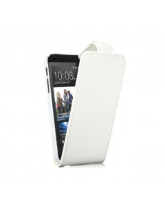 KOLAY Leather Flip Desire 500 Case - White