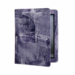 KOLAY Jeans iPad Case - Blue