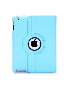 KOLAY Rotating iPad Case - Blue
