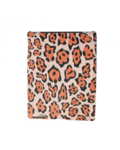 KOLAY Leopard Back iPad Case