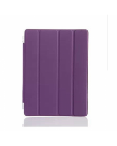 Ryse Smart Cover and Crystal Hard Back iPad Mini Case - Purple