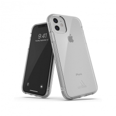 Adidas FW19 Protective Clear iPhone 11 Case - Clear