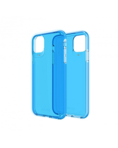 Gear4 Crystal Palace iPhone 11 Case - Neon Blue