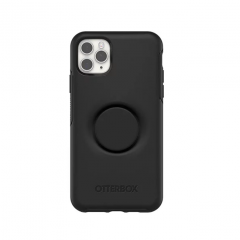 Otterbox Symmetry Popsocket Tough iPhone 11 Pro Max Case - Black