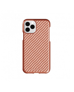 Ocean75 Ocean Wave Protective Shell iPhone 11 Pro Case - Coral
