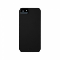Case-Mate Barely There iPhone  5 / 5S / SE Case - Black