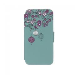 Trendz Oriental Folio iPhone 5 / 5S / SE Case - Green