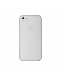 Carphone Warehouse Silicone iPhone 5c Case - Clear