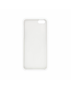 CaseIt Reveal iPhone 5c Case - White and Clear