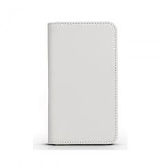 Gear4 Leather Book iPhone 5c Case - White