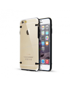 Ryse Luminous iPhone 6 / 6S Case - Black - Non Glow
