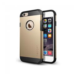 Spigen Tough Armour iPhone 6 / 6S Case - Champagne Gold