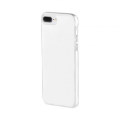 XQISIT iPlate Glossy iPhone 8 / 7 Plus Case - Clear