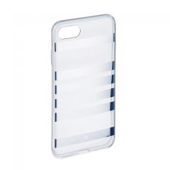 XQISIT Stripes Shell iPhone SE (2020) / 8 / 7 Case