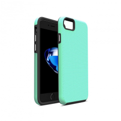 Tozo Armor Anti-Slip iPhone 8 / 7 Case - Aqua