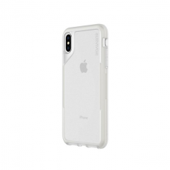 Griffin Survivor Endurance iPhone XS Case - Grey / Clear