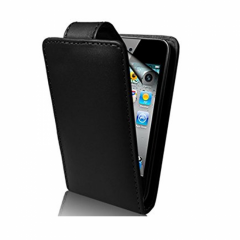 KOLAY Flip iPod Touch 4G Case - Black