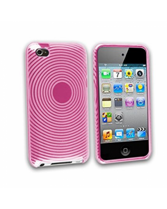 Ryse Swirl iPod Touch 4G Case - Pink