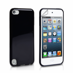 KOLAY iPod Touch 5G / 6G / 7G Gel Case - Black