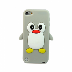 KOLAY Penguin iPod Touch 5G / 6G Case - Grey