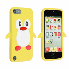 KOLAY Penguin iPod Touch 5G / 6G Case - Yellow