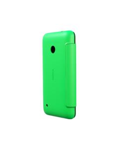 Nokia Lumia 530 Flip Clip-On Hard Shell Case - Green