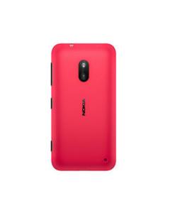 Nokia Lumia 620 Clip-On Hard Shell Case - Red