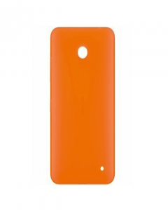 Nokia Lumia 630 / 635 Clip-On Hard Shell Case - Orange