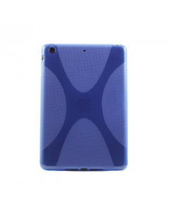 Ryse X-Line Gel iPad Mini Case - Blue