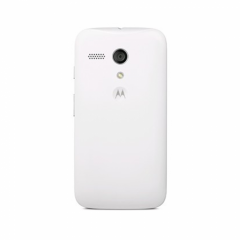Official Motorola Moto G Hard Shell - White