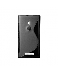 MPA S-Line Lumia 925 Case - Black